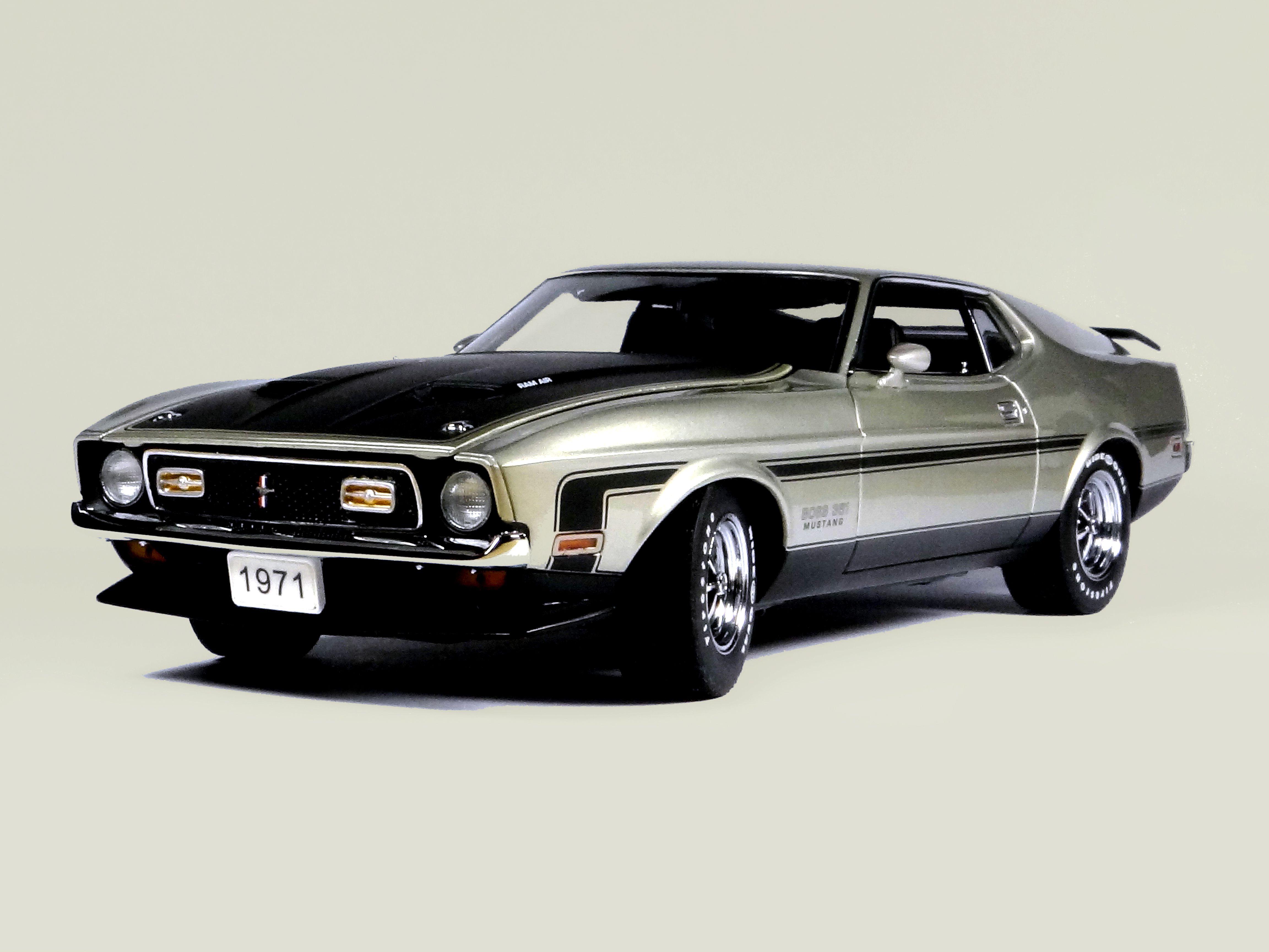 1971 Mustang Boss 351 Classic Cars Muscle Classic Mustang Mustang