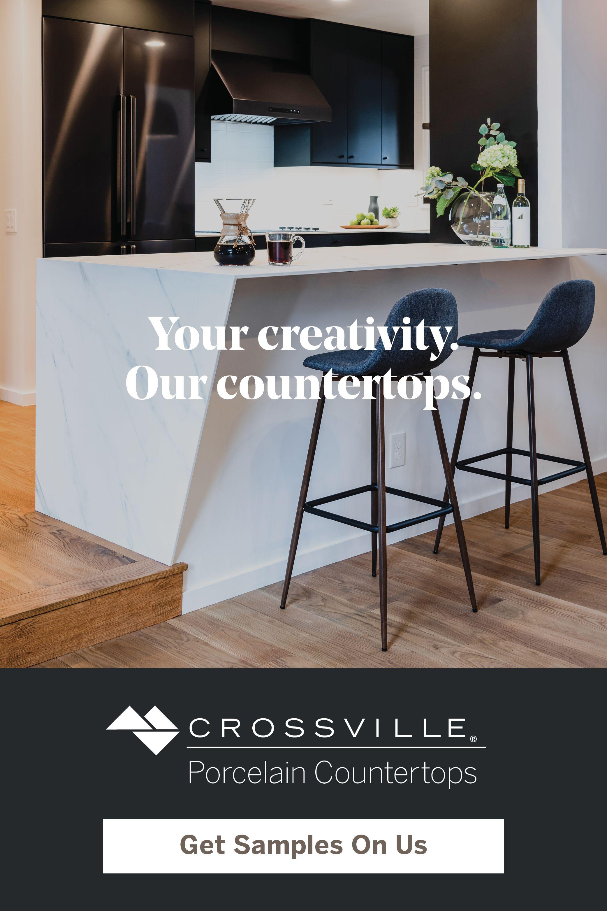 Pin On Crossville Studios Countertops By Crossville Inc