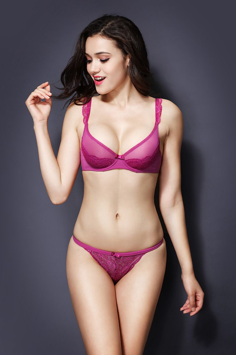 ced7ef2122b5 Find More Bra & Brief Sets Information about Sexy Transparent Underwear  Women Bra And Panties Sets Ultrathin Lace Lingerie Bras,High Quality  lingerie ...
