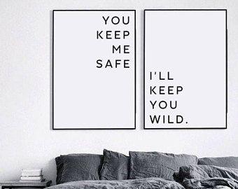 Tienimi al sicuro ill tenervi selvatici, arredamento camera da letto ...