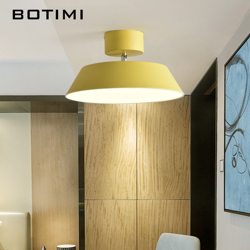 Find More Ceiling Lights Information about BOTIMI Nordic LED Ceiling