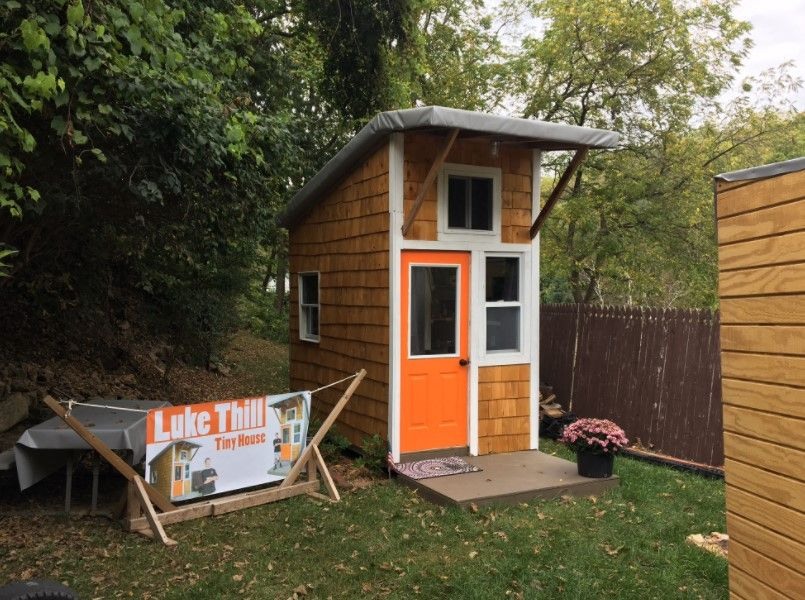 13 Year Old Luke Thill Builds Own Home For Just 1500 Jpg Build