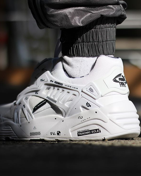 GraphersRock x PUMA Disc Blazer   Sneakers, Puma shoes mens, Mens ...