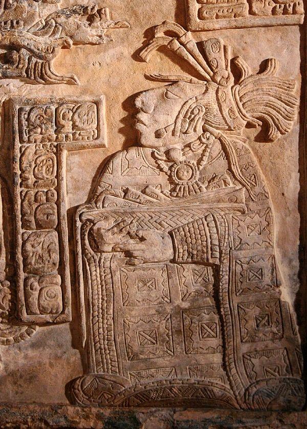 Glyphes Maya