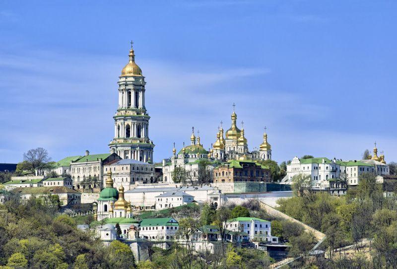 Успенська Києво-Печерська лавра, Київ