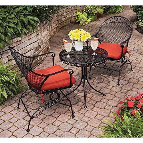 Better Homes And Gardens Clayton Court Wrought Iron Collection