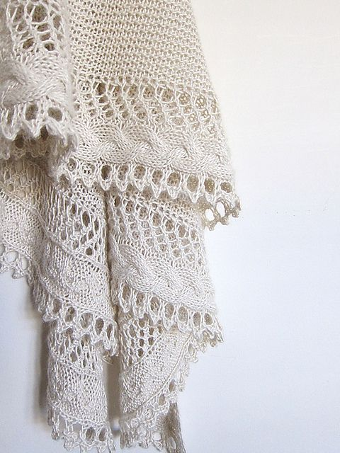 French Cancan pattern by Mademoiselle C | Tejidos de punto, Ponchos ...