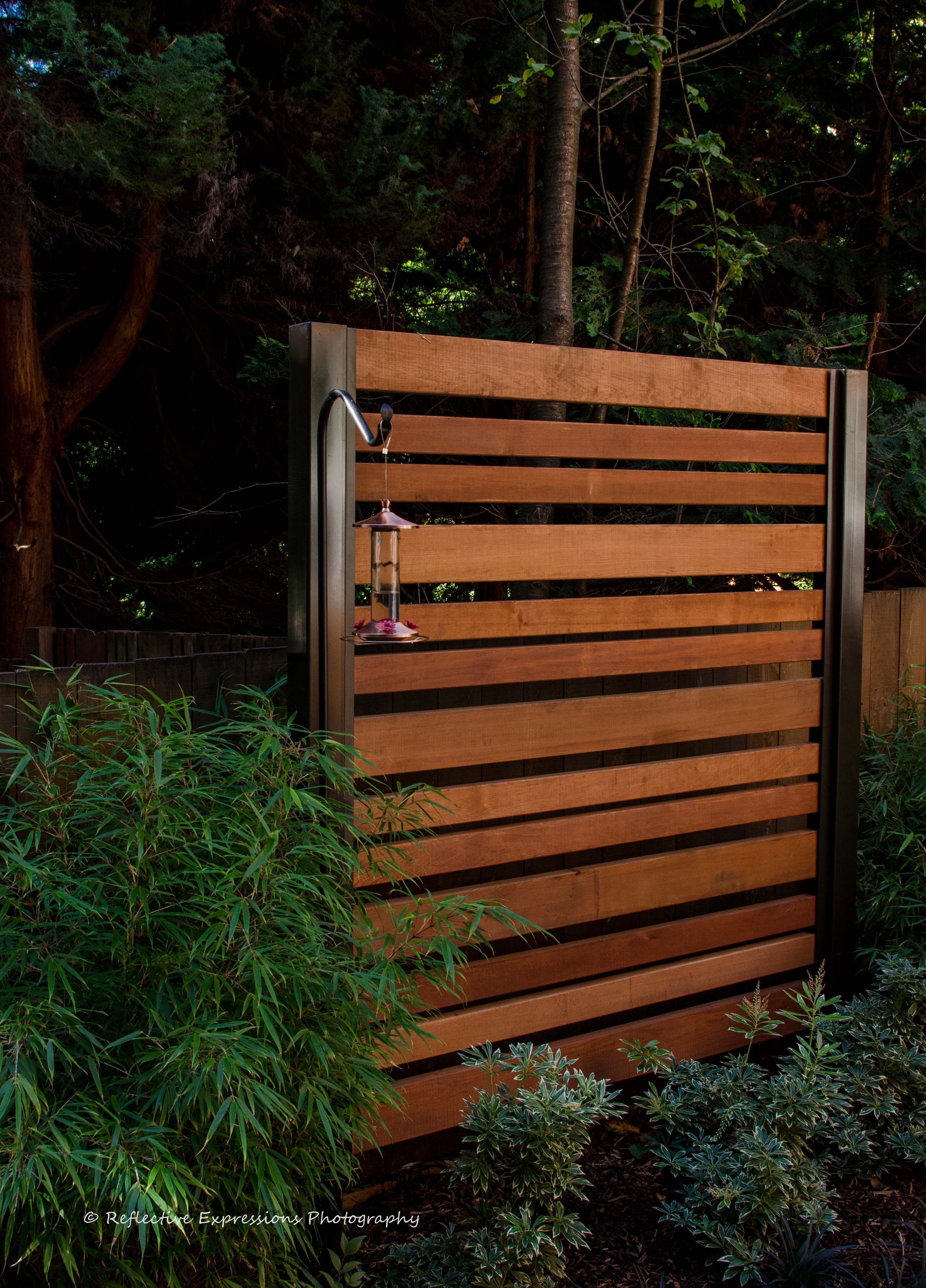 7 Graceful Cool Tips Horizontal Fence Outdoor Showers Fence Landscaping Shade Cedar Fence Porches Rustic Fence Plank Fence Design Backyard Fences Modern Fence