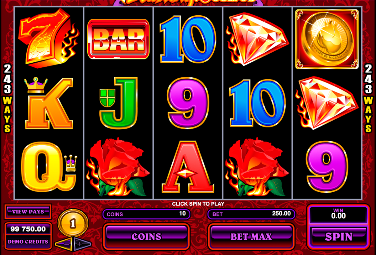 Spiele Burning Hot Respin - Video Slots Online