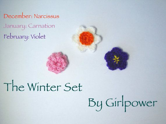 The Winter Set of lapel pins.  What else does the sophisticate guy want???  $15 on etsy