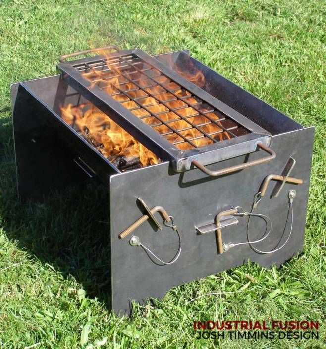 Collapsible Fire Pit : Collapsible fusion fire pit rocket stoves pinterest