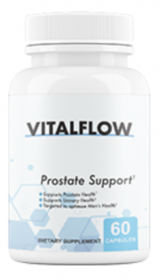Vitalflow Prostate Support Smarter Health Now In 2021 Prostate Foot Reflexology Massage Supportive