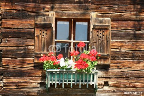fensterl den holz rustikal google suche fenster. Black Bedroom Furniture Sets. Home Design Ideas