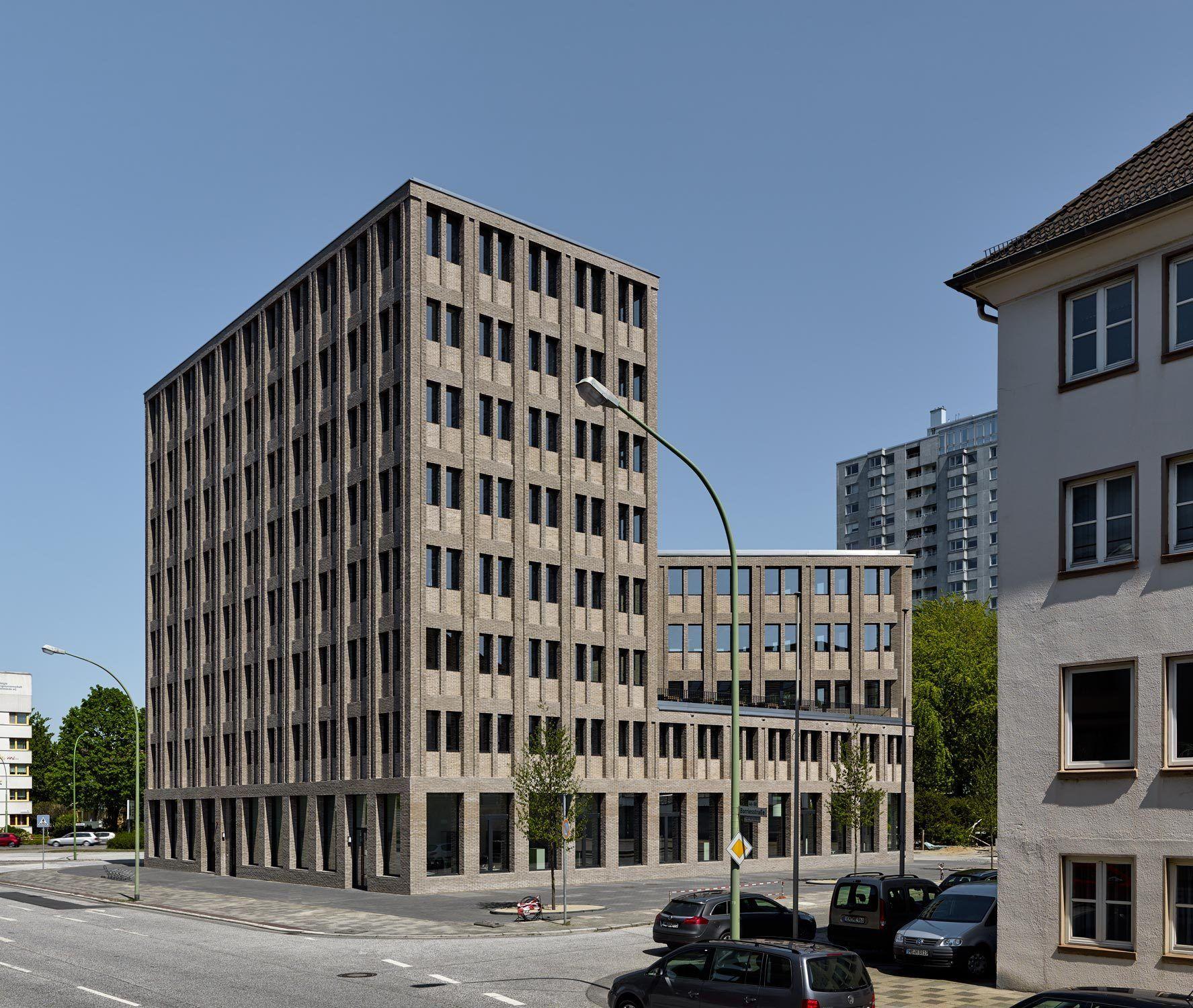 Träger Backstein - Über Max Dudlers AOK-Neubau in Bremerhaven ...