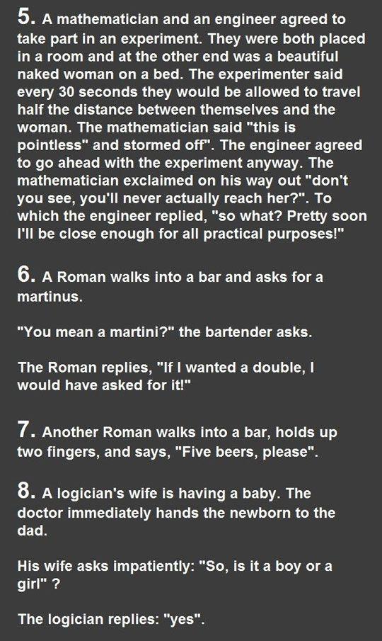 20 Jokes That Only Geeks Will Understand Jokes Geek Stuff Dad