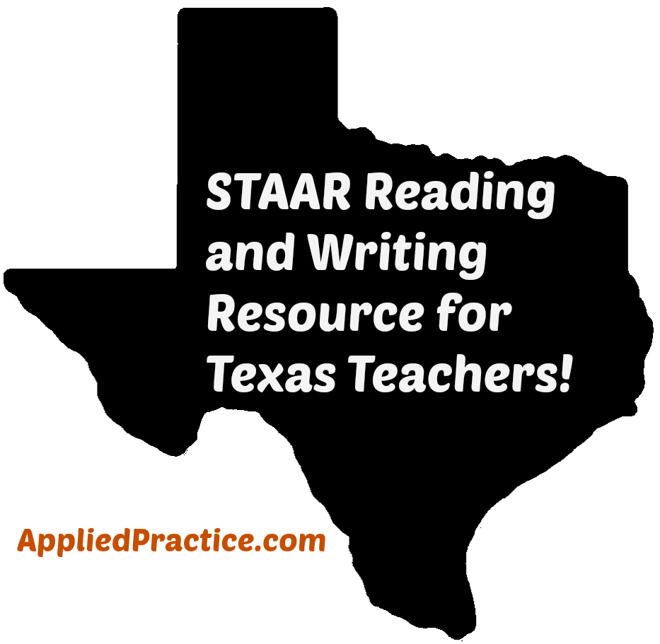 STAAR Reading and Writing Resources for Texas teachers with ...