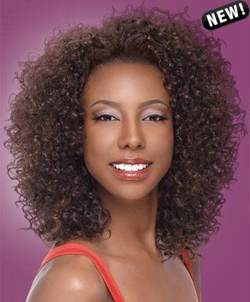 HZ7074 Instant Weave Wig (FS1B/30-Off Black/Dark Auburn) by Sensationnel. $24.99. Ready to Wear Beautiful Styles. Blends Naturally With Your Own Hair. Change Your Look in an Instant!. 100% Premium Synthetic Fiber. Full shoulder length medium pencil curls. Made of quality heat style synthetic hair. Curling iron safe (low heat).. Save 17% Off!
