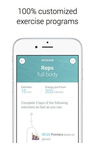 gym workout apps free download