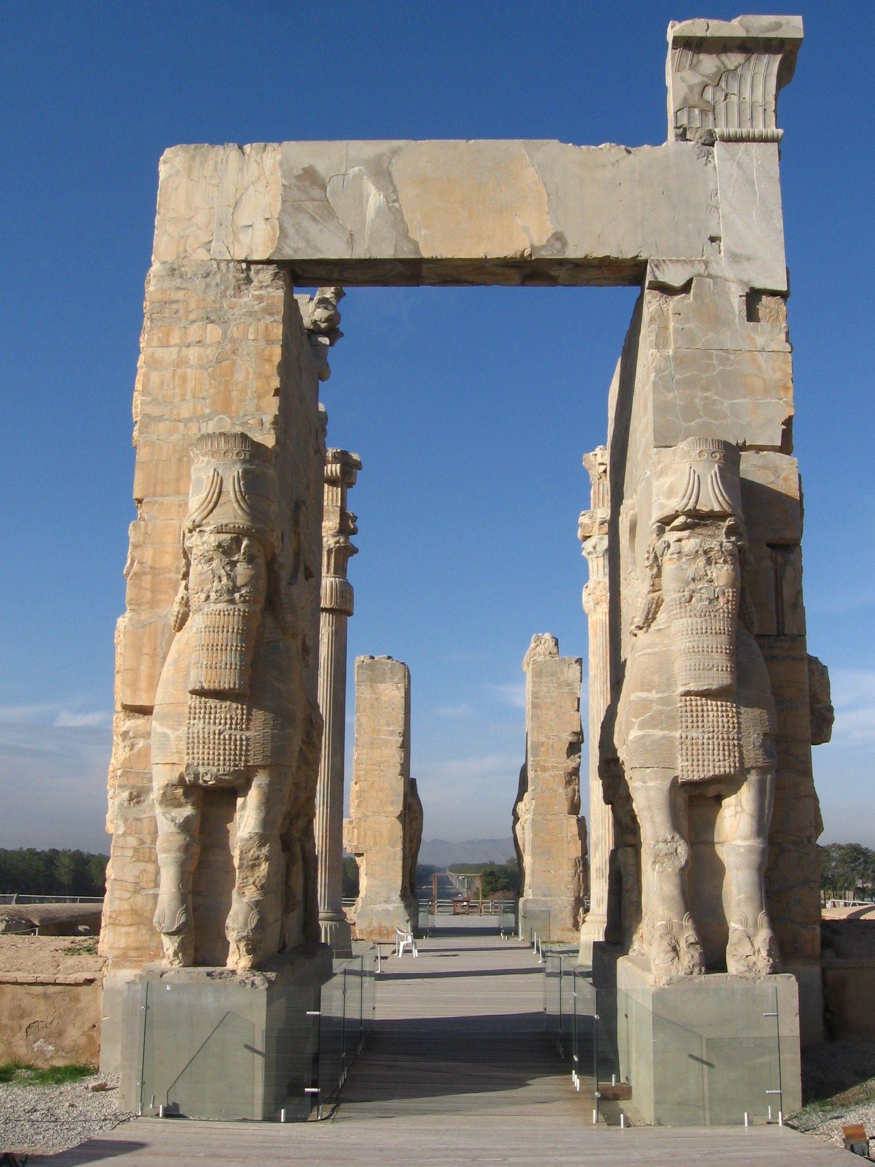 Persepolis – the Pride of Persia | Ancient persian ...