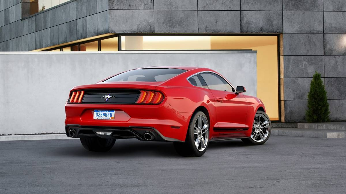 Protect Your HOA Status: 2018 Ford Mustang GT Gets U0027quietu0027 Mode