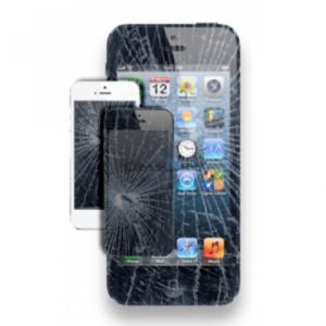 Iphone 5se Cracked Screen Iphone Repair Iphone Screen Repair Iphone Parts
