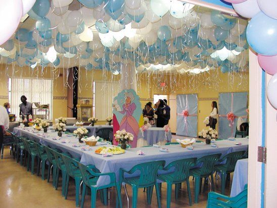 balloons decoration ideas for birthday party - Birthday Party Decoration Ideas