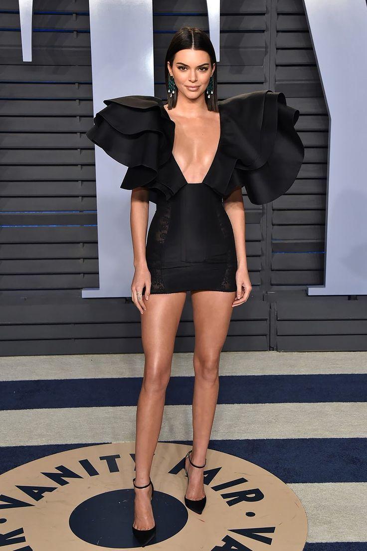 After Party Affair Mini Dress - Black
