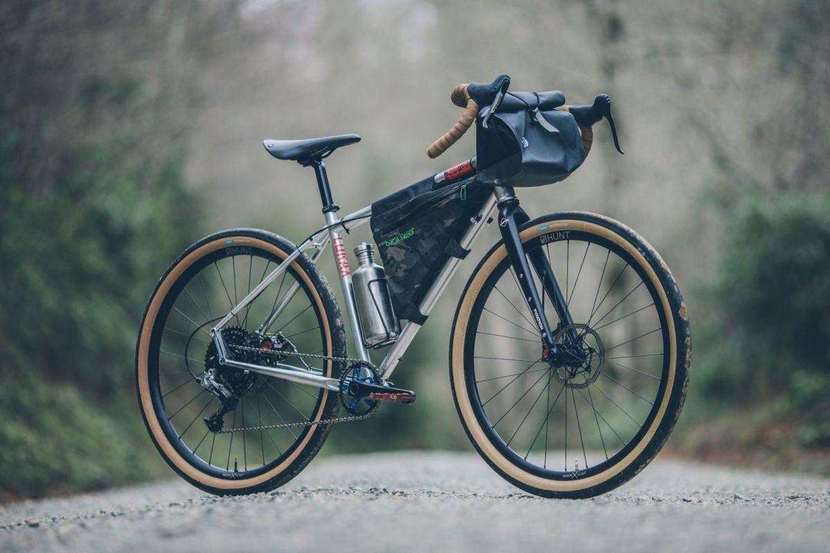 700c To 650b Conversion Road Bike To Gravel Rig Bikepacking