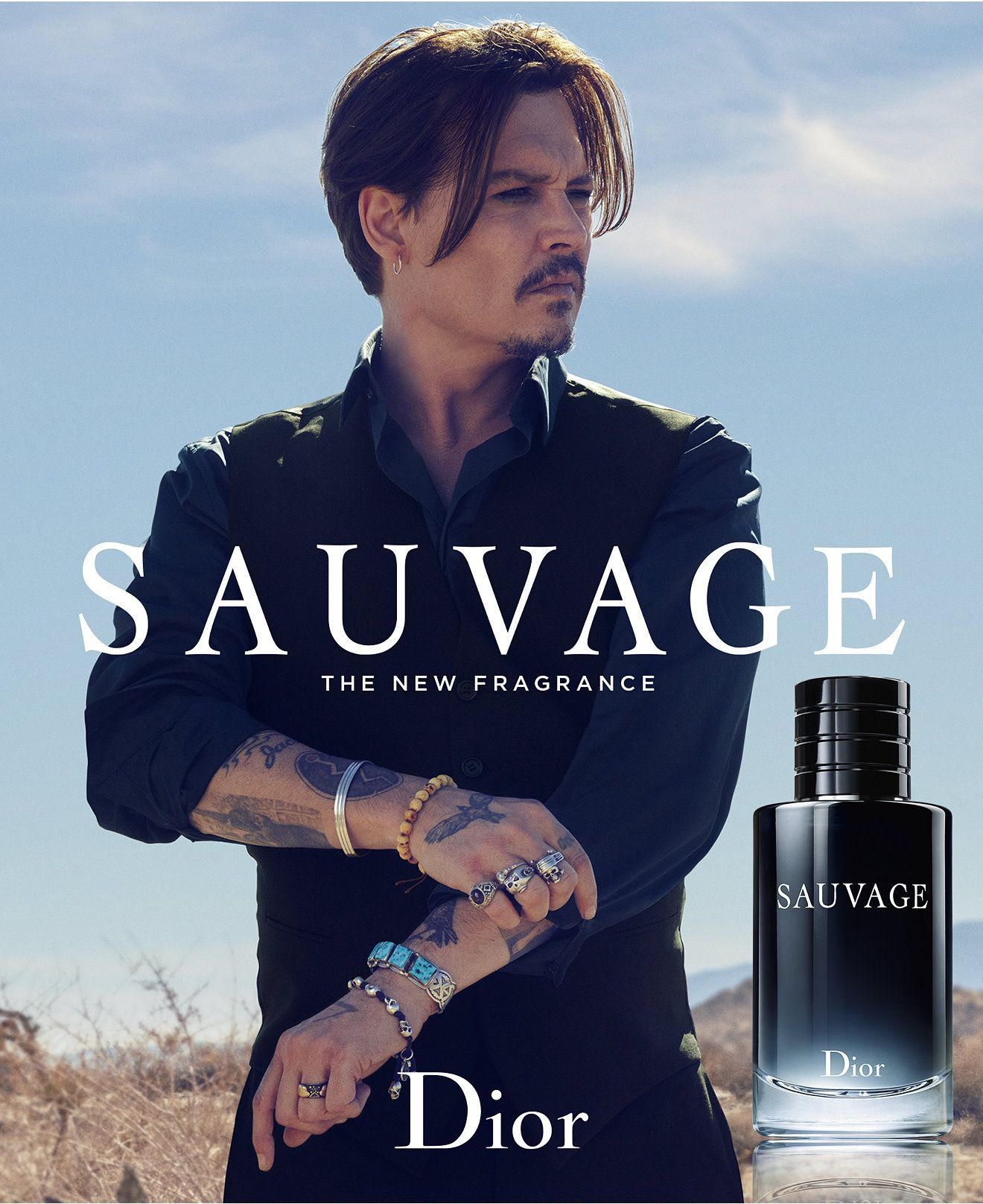 Sauvage Dior Perfume For Mens Johnny Depp Hairstyle Mejor