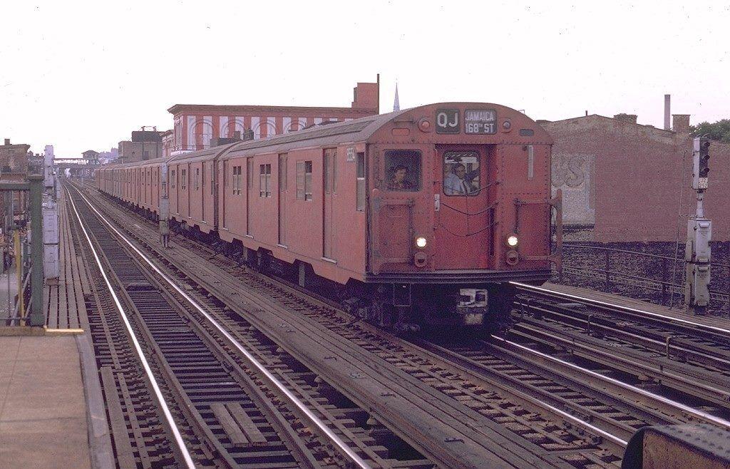 Subway Map Nyc J Train.Qj Train Q Queens J Jamaica Jamaica Queens Queens Ny