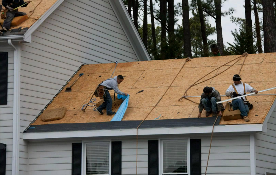 With The Specialized Knowledge In Restoration Maintenance And Repair We Will Have Your Roof Back To The Best State Roof Restoration Roofing Services Roofing