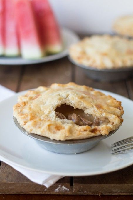 Steak Pies | Recipe | Steak pie, Pie, Rough puff pastry