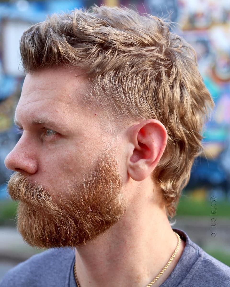 Modern Mullet Google Search In 2020 Mullet Hairstyle Mullet Haircut Modern Mullet