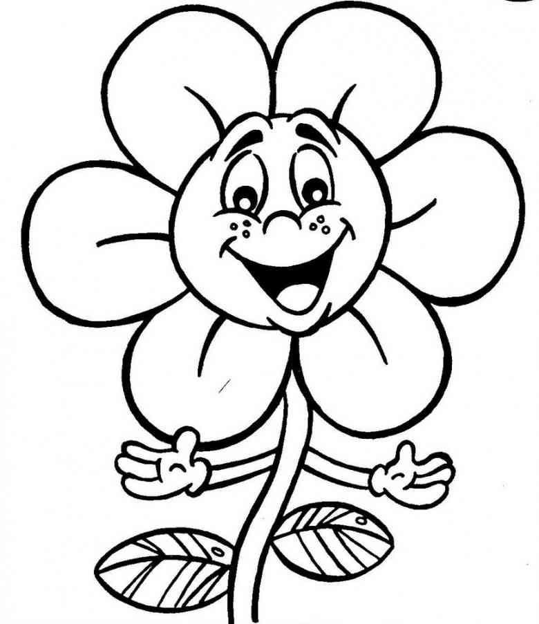 Blumen 43 Ausmalbilder | Bilder zum ausmalen | Pinterest ...