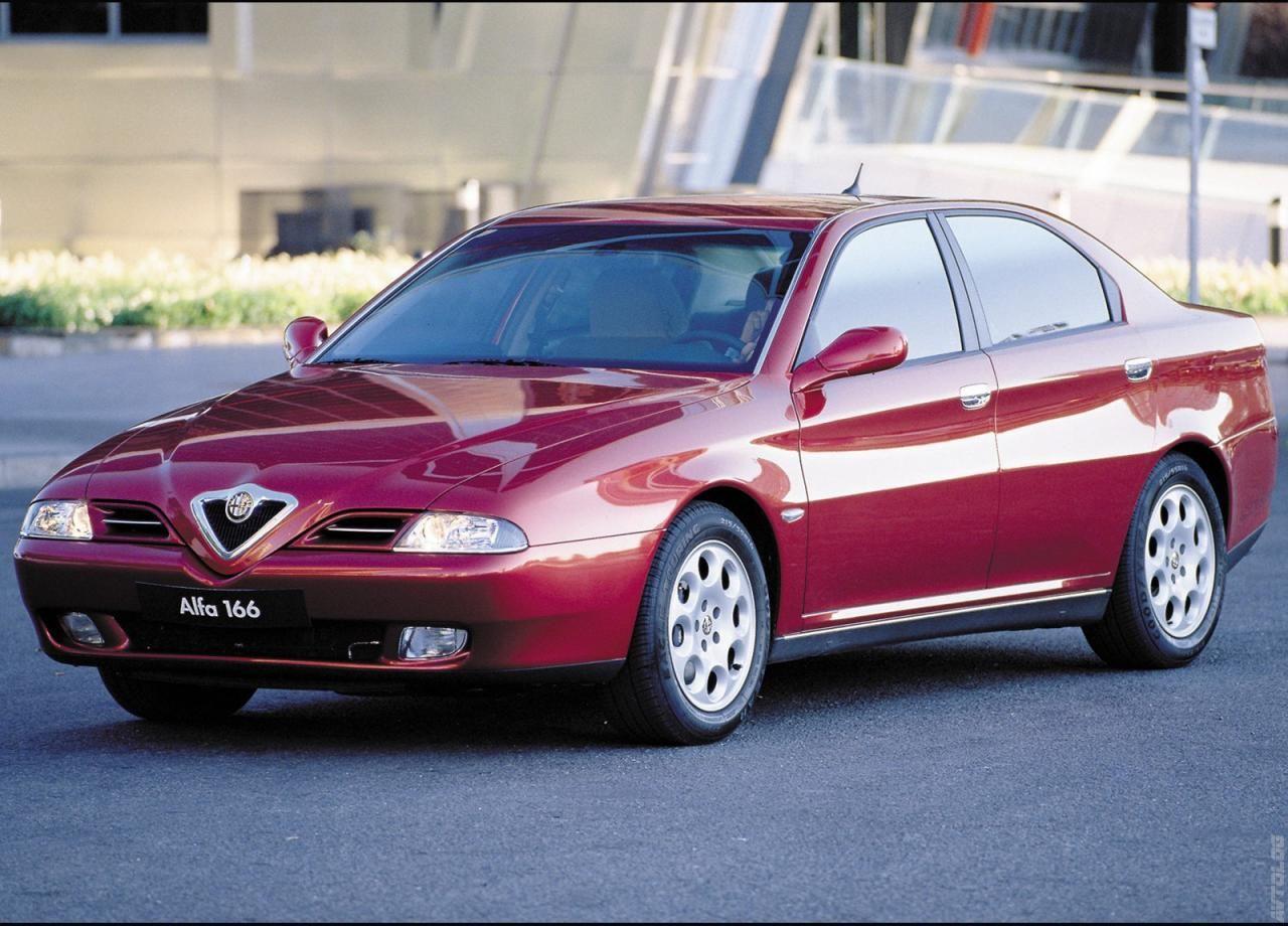 1998 Alfa Romeo 166