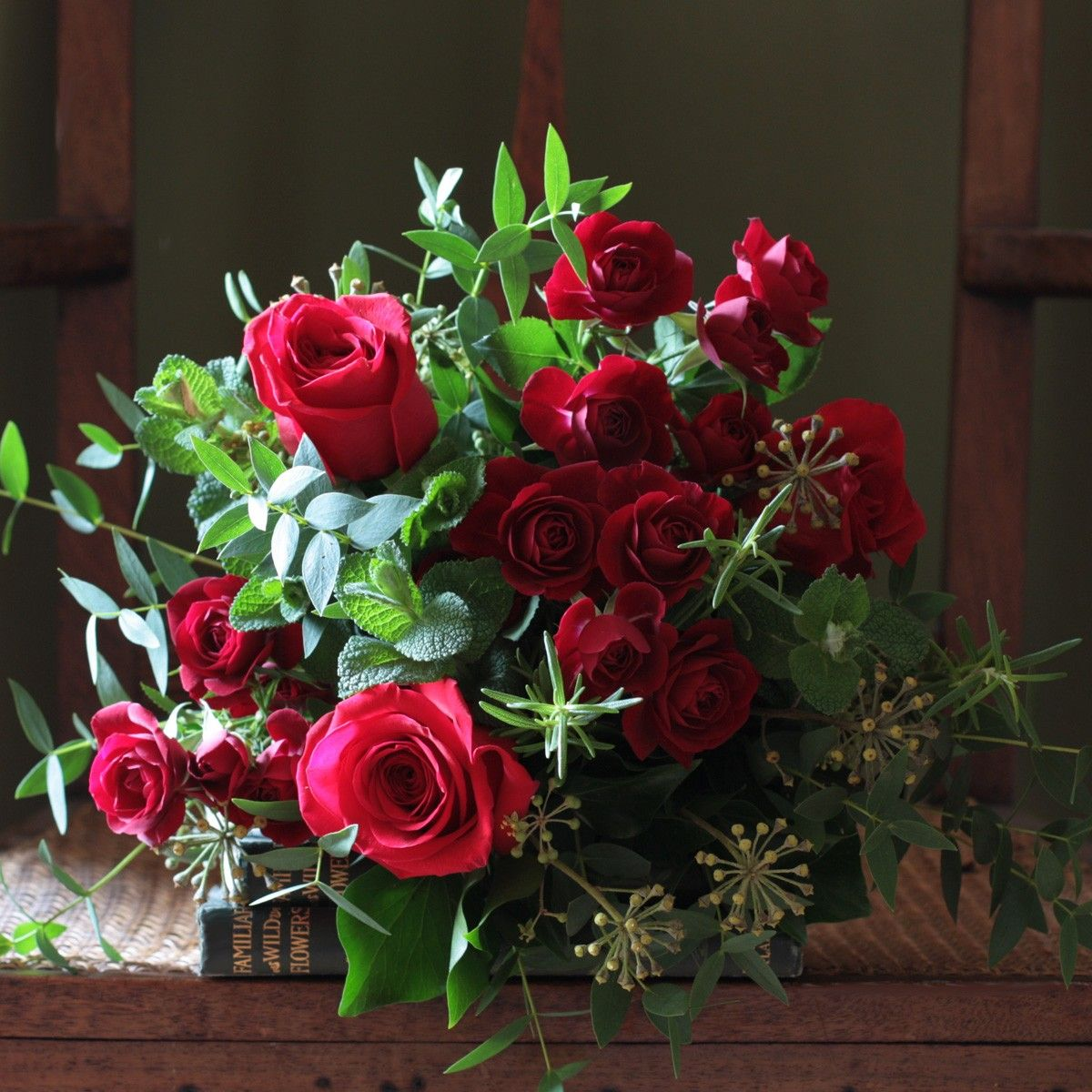 Need ideas for Valentine\'s Day? The Real Flower Company Valentine\'s ...
