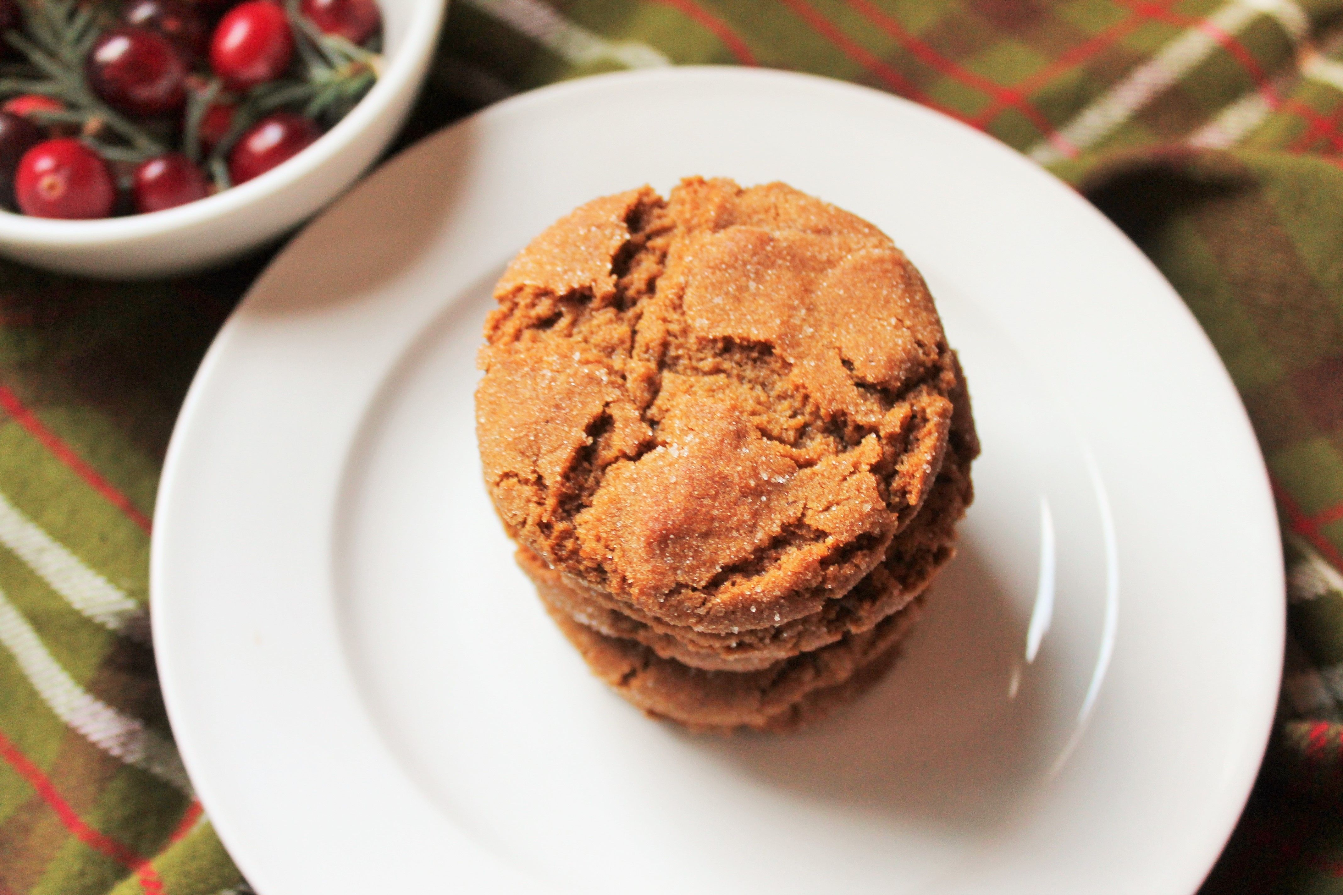 Gingersnaps Recipe (With images) Lemon cookies recipes