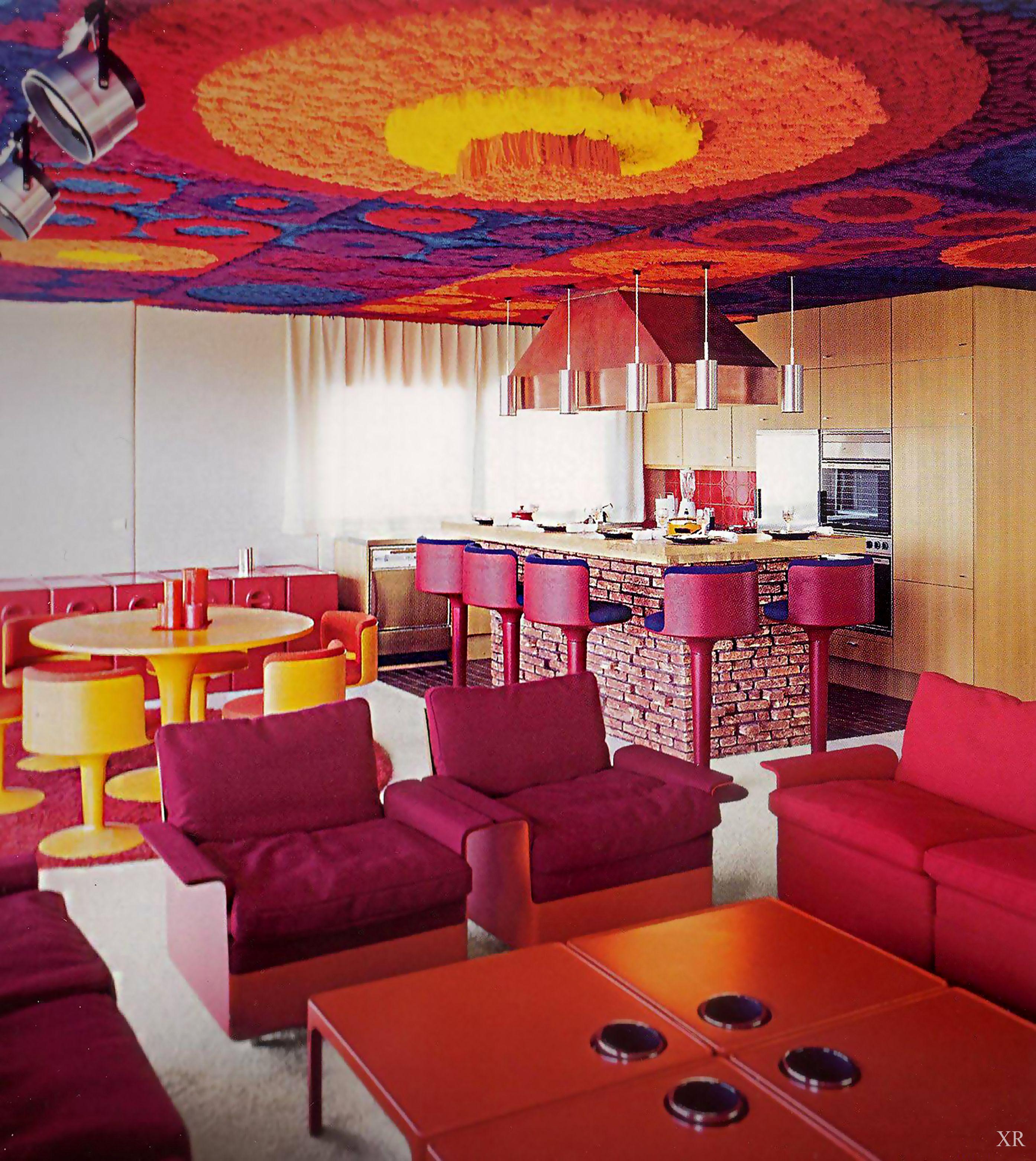 Fiberglass House By Fg Design Wolfgang Feierbach (1968 1970)