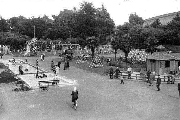 Playground Löwen