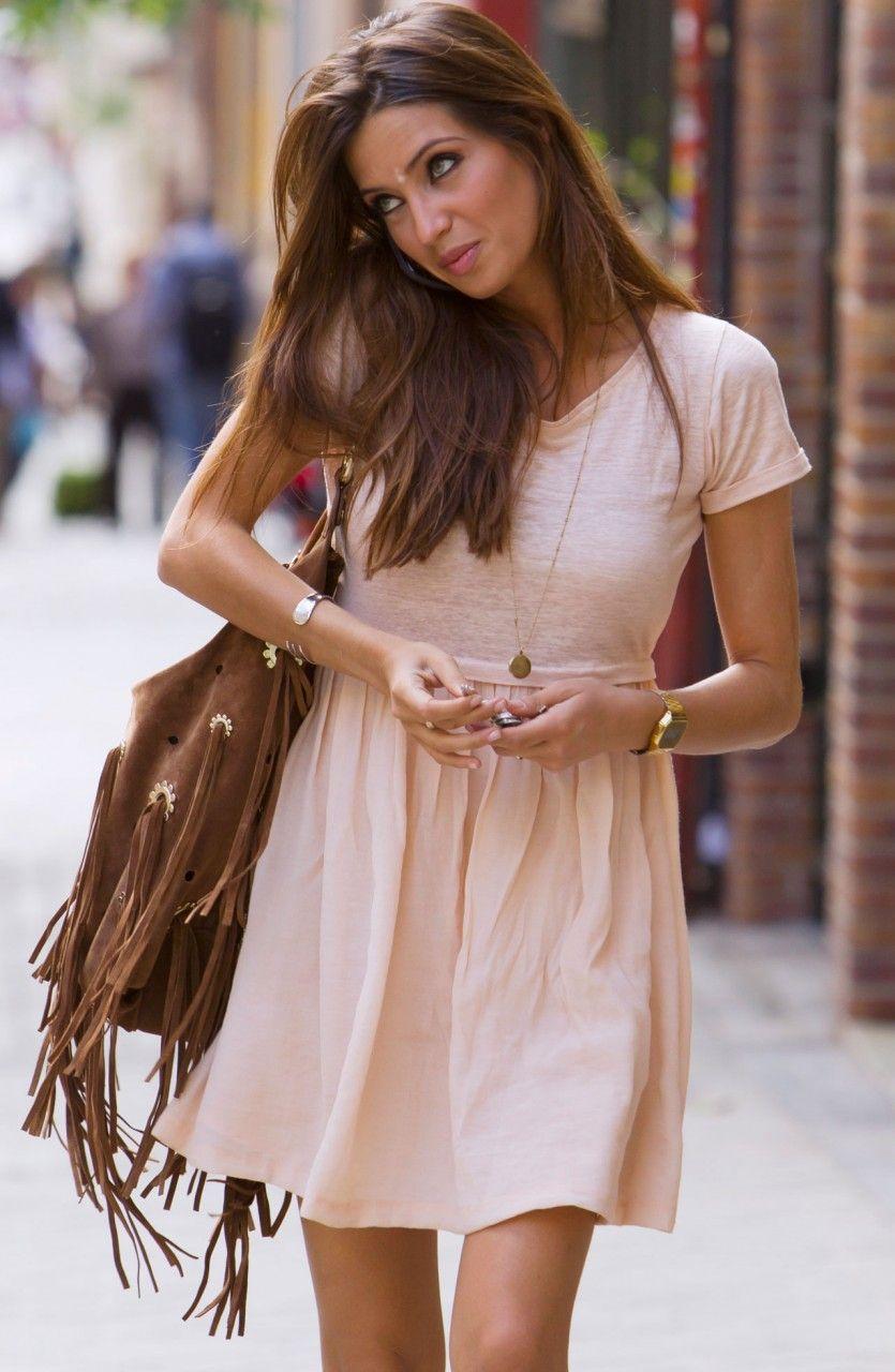 Sara carbonero aa girls style pinterest estilo boho boho chic y boho - Sara carbonero ropa vogue ...