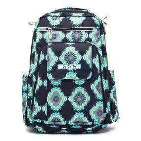 30f359f70429 Ju-Ju-Be Be Right Back Backpack Diaper Bag