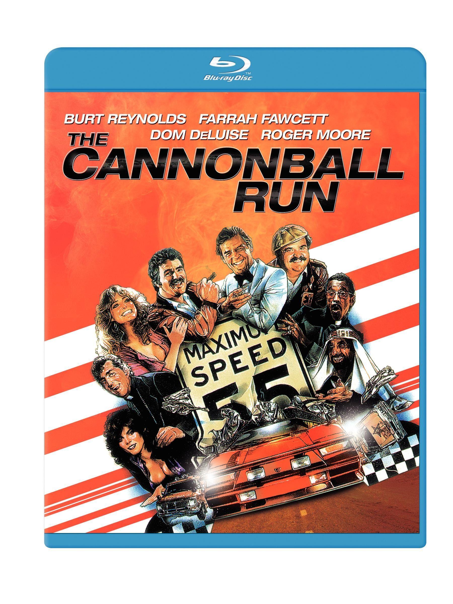 The Cannonball Run Blu Ray Your Pinterest Likes Short Circuit 27x40 Movie Poster 1986 Dean Martin Movies Burt Reynolds Roger