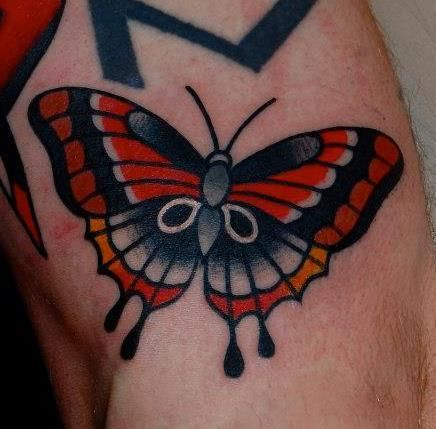 Trendy Tattoo Butterfly Perna 60+ Ideas