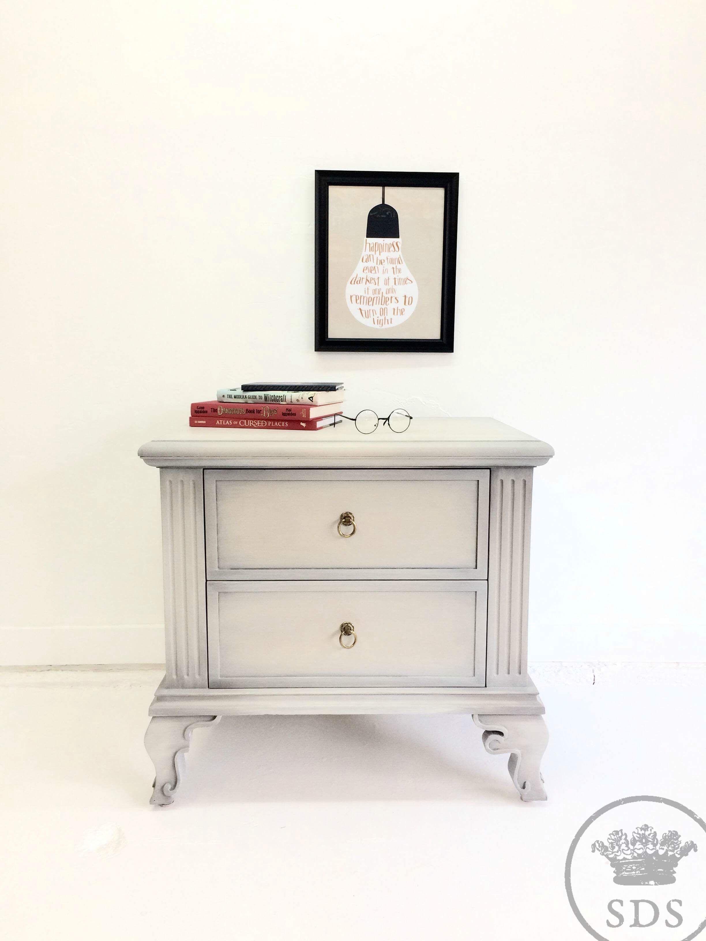 Park Art|My WordPress Blog_Off White Dresser And Nightstand
