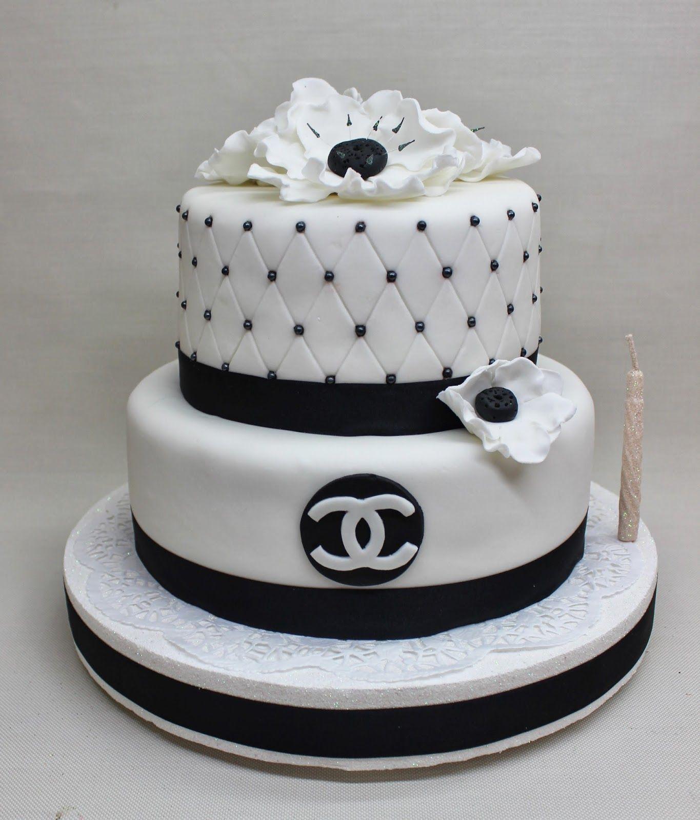 Wedding Cake Coco Chanel