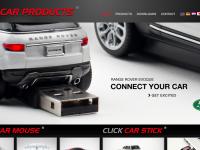 CLICK CAR USB MEMORY で販売している #RangeRover #Evoque