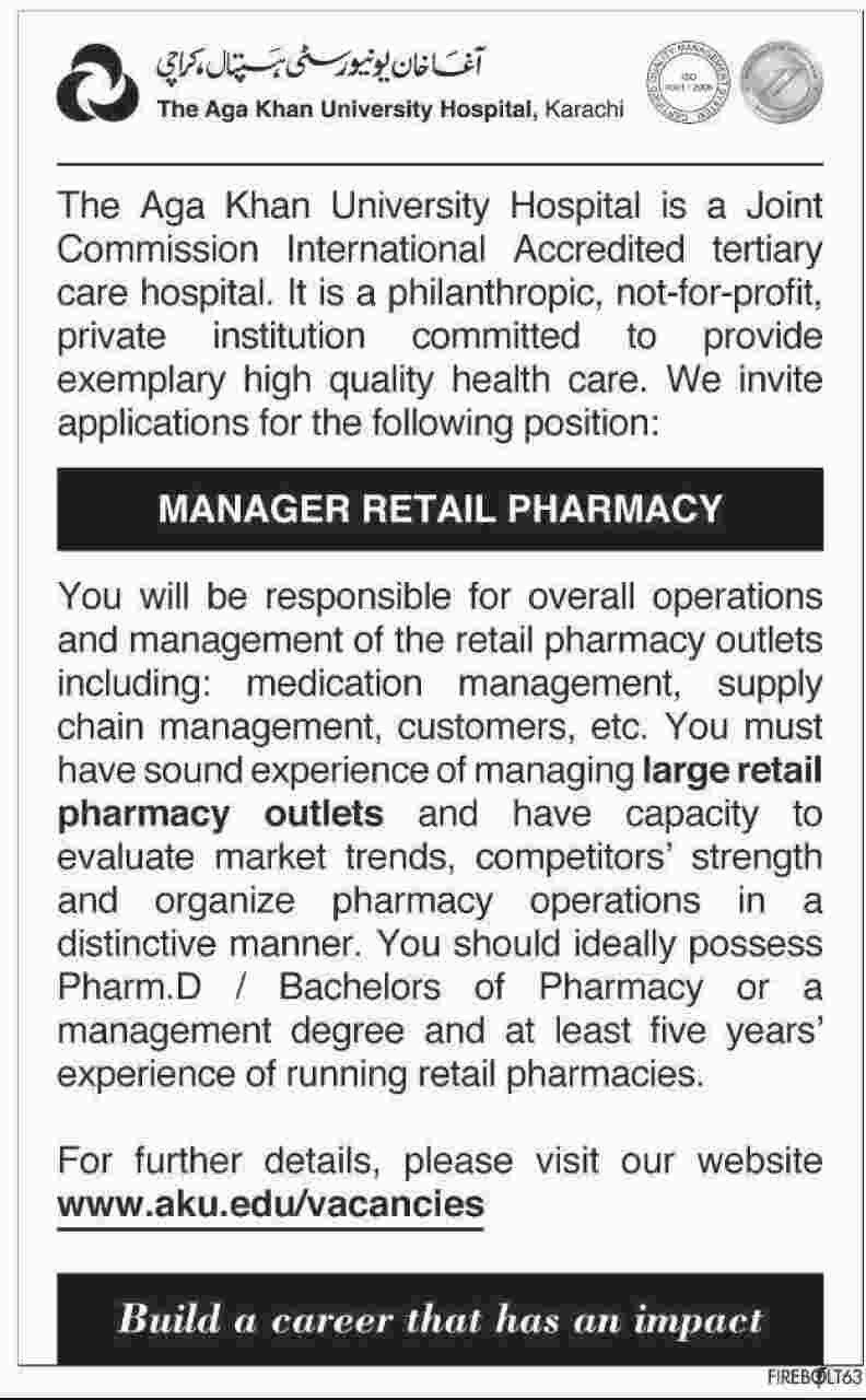Job opportunity Care hospital, Joint