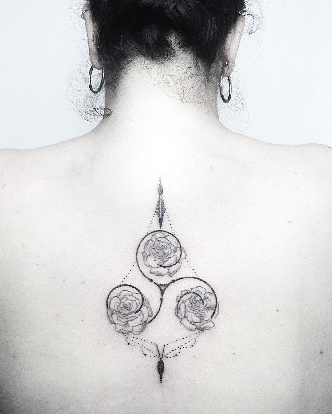 Triskel Tattoo By Pati San Martin Tatuagem Tatuagens Tatoo