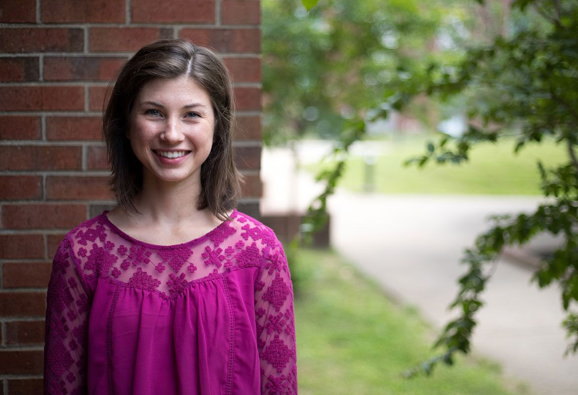 APSU student to help combat human trafficking with summer