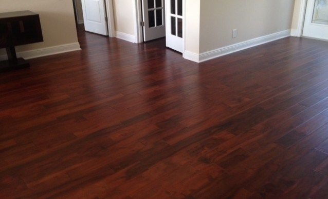Solid Stranded Bamboo Floor Refinishing Palm Harbor Fl Seer